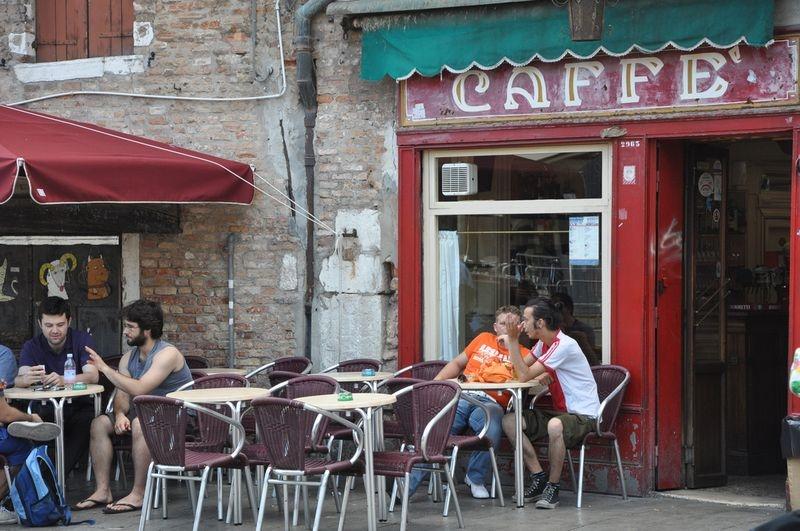 caffè rosso venezia