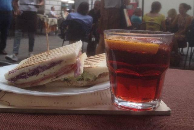 bar nazionale padova street food