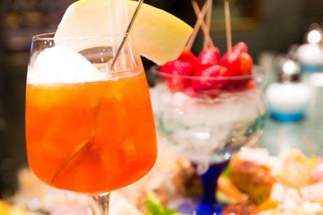 aperitivo al tramonto portofino roma