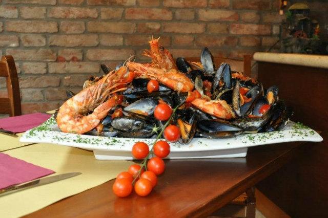 ristoranti di pesce a treviso