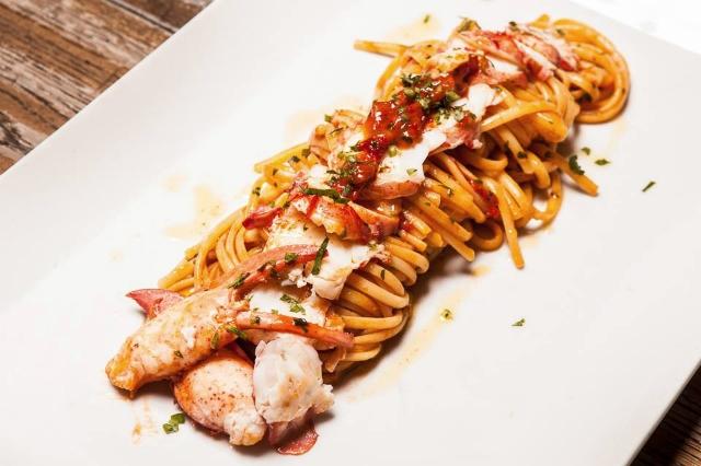 geco ristorante roma eur spaghetti astice migliori ristoranti dell'eur