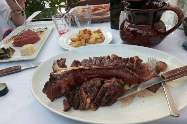 carne alla griglia in veneto