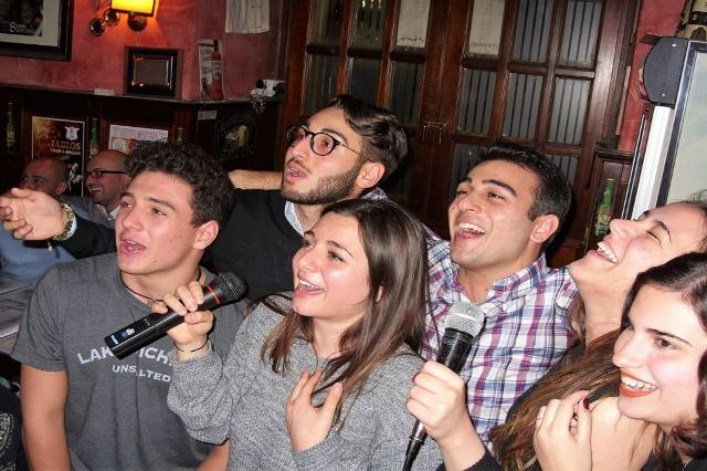 karaoke a roma locali migliori jamboree pub parioli quartiere coppedè giovedì pub serata movida canto