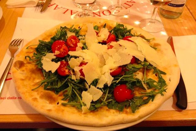calafuria milano viale marche pizza