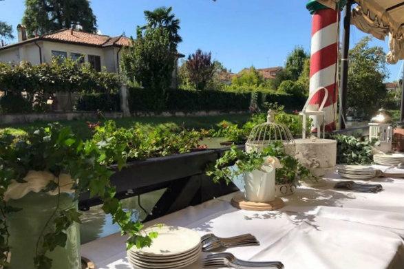 ristoranti vista fiume veneto