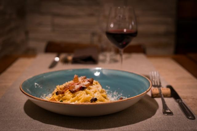 bottega trattoria de santis roma carbonara migliori ristoranti cene aziendali san giovanni