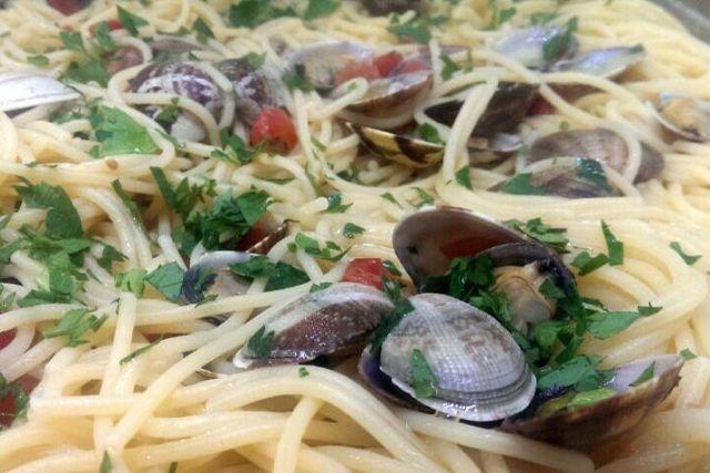 mangiare con 10 euro a roma la vongola vorace