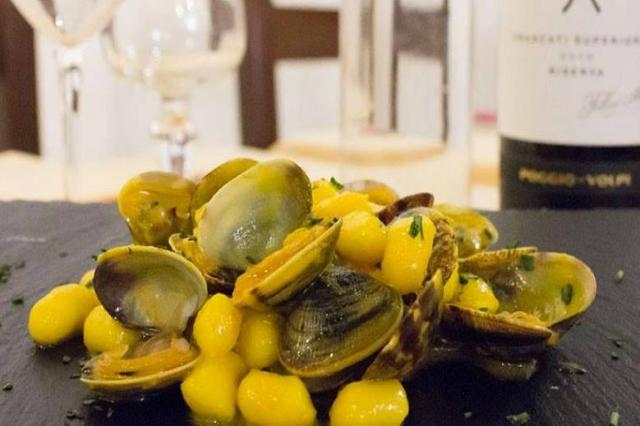hostaria isidoro roma ristorante cenone di san silvestro a roma capodanno 2018