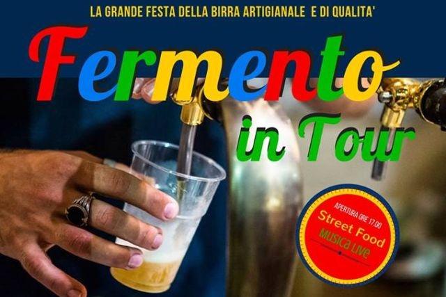 fermento in tour sabaudia 2017