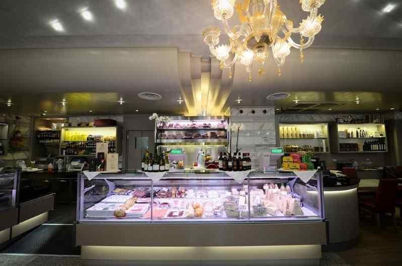milano gastronomia rosticceria piatti gourmet salumi affettati asporto take away pasta ripiena pasta fresca il nuovo principe