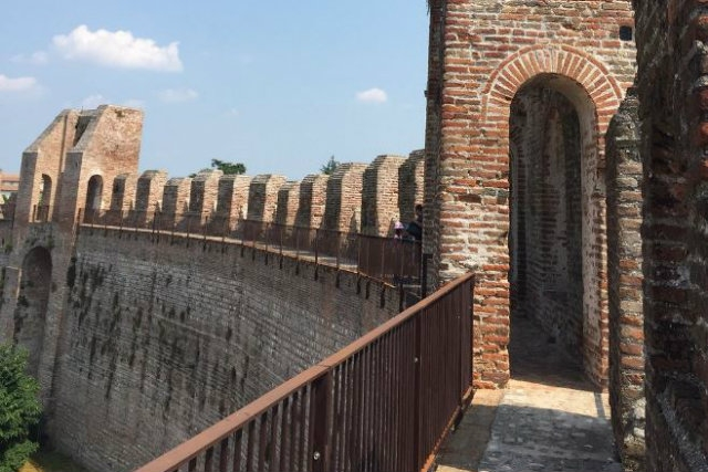cinta muraria cittadella