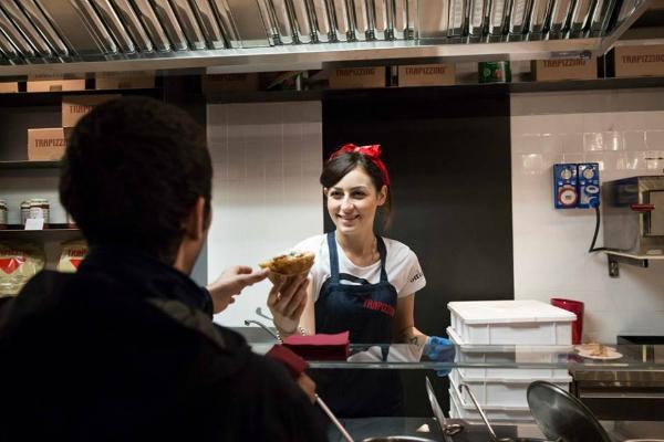 trapizzino stefano callegari mercato centrale termini roma pizza gourmet street food cibo di strada