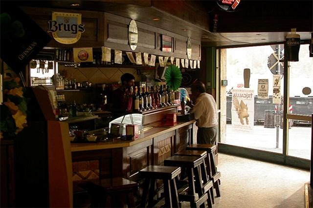 harp pub milano
