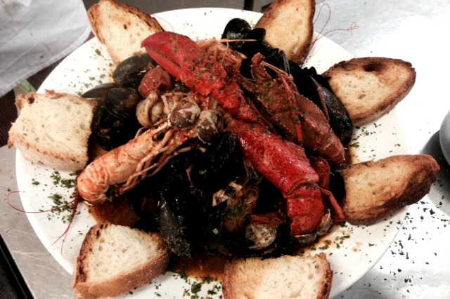 trattoria sora maria civitavecchia porto centro storico roma litorale migliori ristoranti sul mare di roma pesce fresco