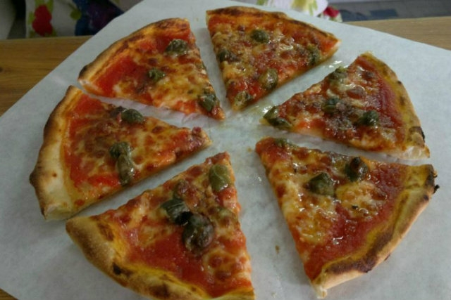 pizzeria orsucci padova street food
