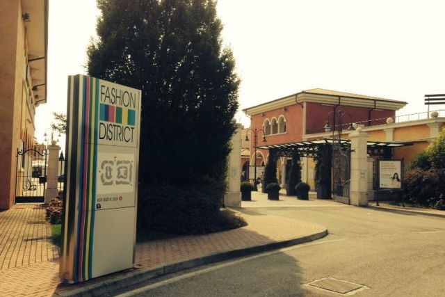 outlet più belli d'italia fashion district mantova