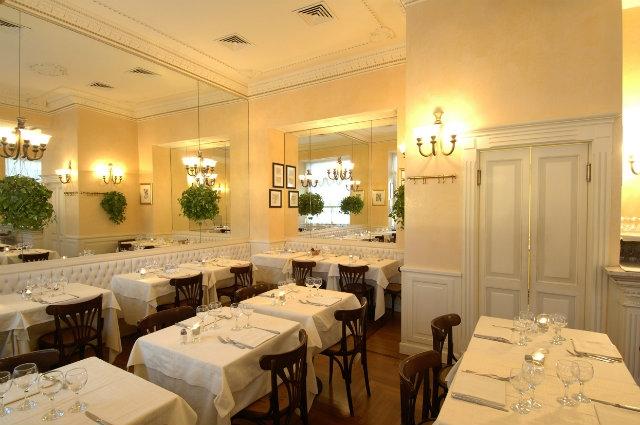 15 ristoranti per la cena di san valentino a milano for Capodanno romantico per due