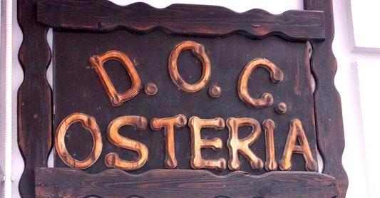 osteria d.o.c.
