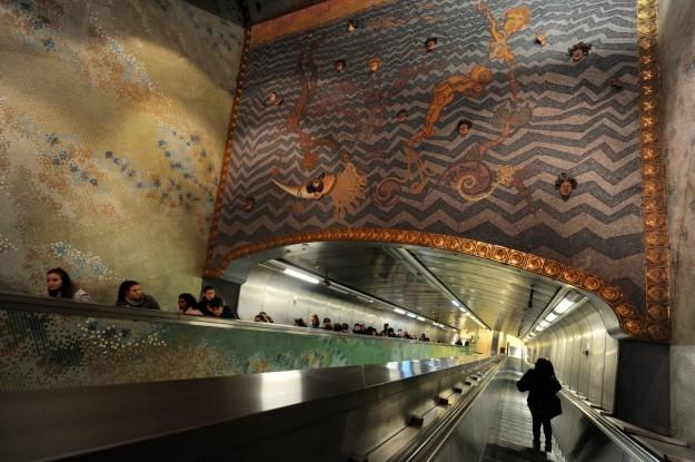 metro materdei