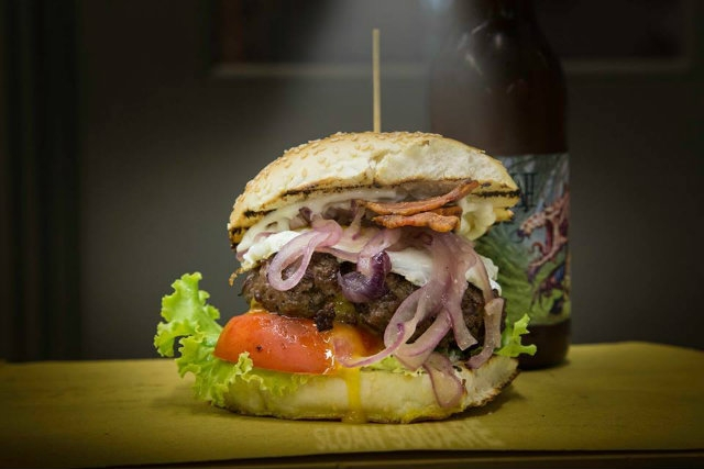 sloan square burger