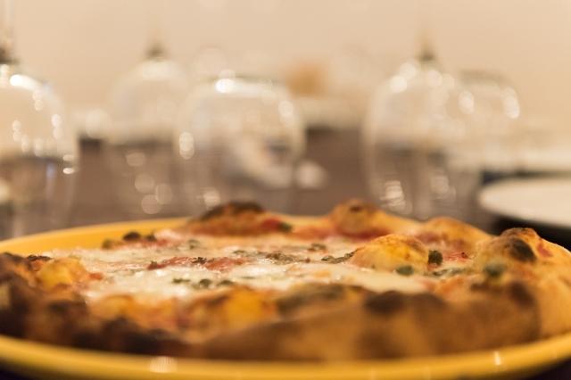 la dispensa dei raccomandati pizze