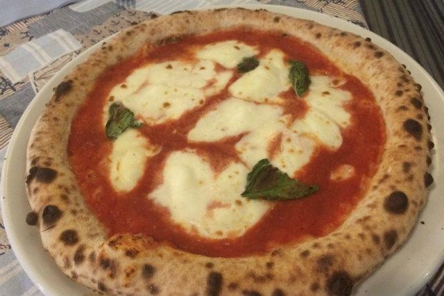 pizza napoletana partenope treviso
