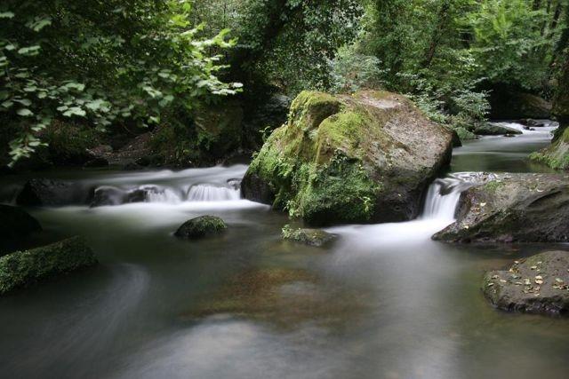 parco naturale vicino roma valle di treja