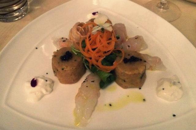 ristorante terrazza danieli mangiare il crudo a venezia