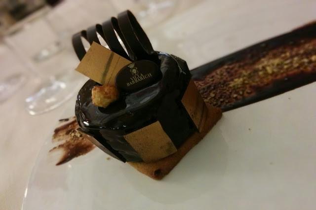 tortino cioccolato ristorante malipiero