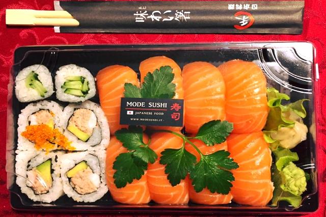 mode sushi padova