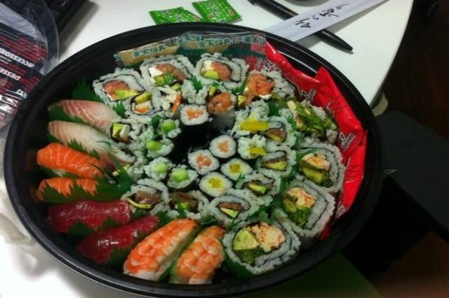 gado sushi ristorante giapponese migliori sushi take away roma delivery