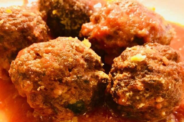 migliori polpette a roma taverna cestia piramide testaccio cucina romana trattoria polpette manzo al sugo carne