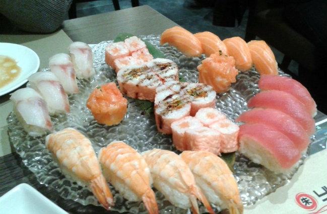 sushi mestre