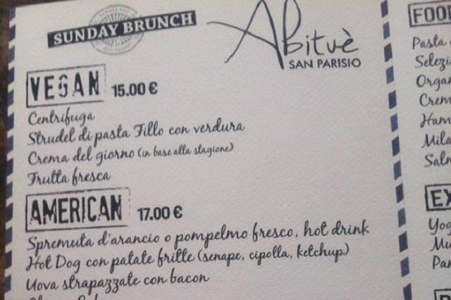 colazione o pranzo? risolvi il dilemma domenicale con un brunch a treviso