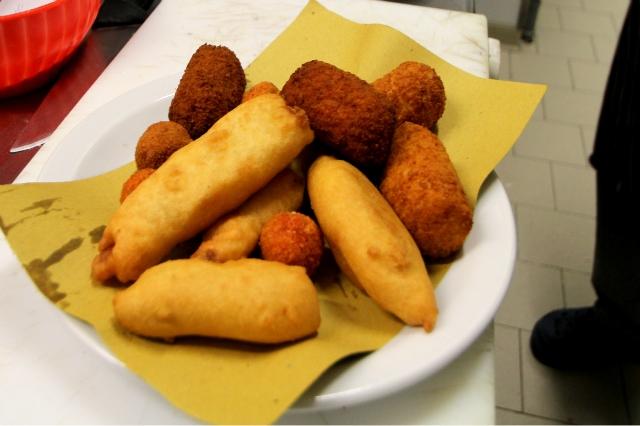 fiori di zucca fritti roma migliori ristorante da candido prati