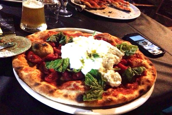 pizzeria la capricciosa sabaudia pizza mare latina circeo parco senza glutine gluten free vegetariani celiaci vegani dove mangiare la pizza quando vai al mare sabaudia e san felice circeo