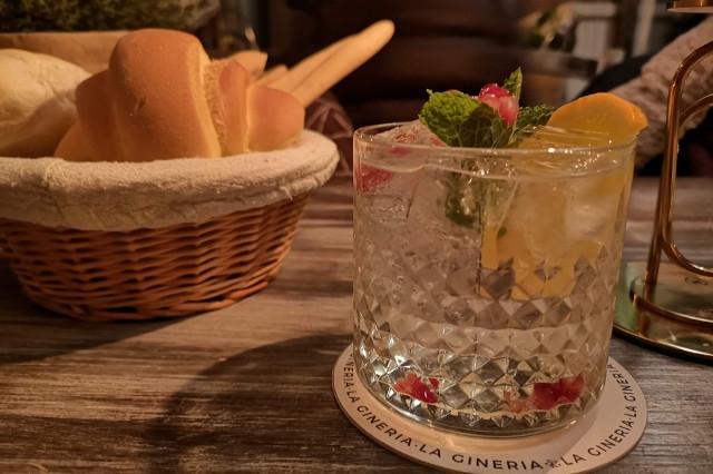 la gineria mirano cocktails gin aperitivo dopocena cena bar apericena gin&tonic