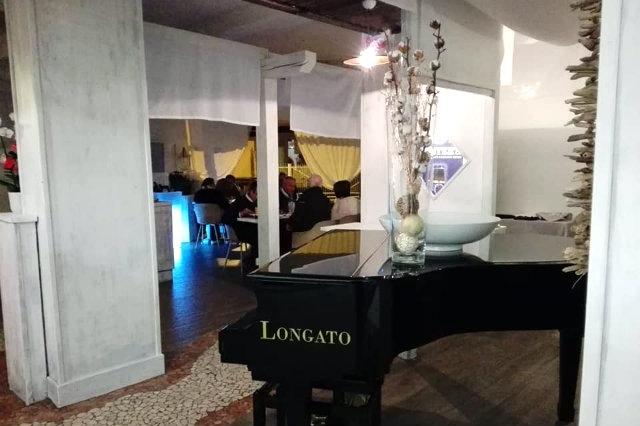 cena con musica dal vivo mestre venezia