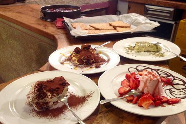 dessert verona