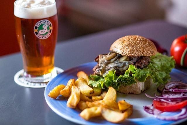 the diner firenze hamburger