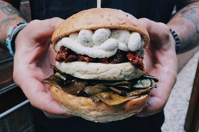 burger vegetariani veneto