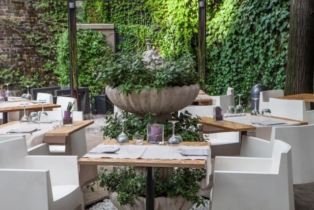 spoon restaurant milano giardino