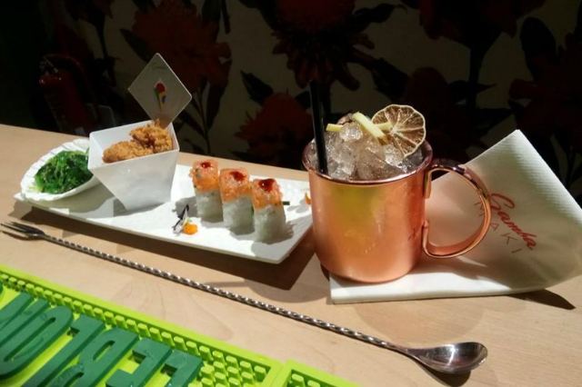 migliore sushi fusion a roma ristoranti sambamaki