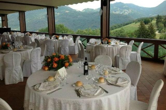 i migliori ristoranti per matrimonio bergamo