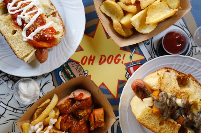 oh dog! hot dog roma street food gourmet san giovanni nuove aperture ottobre 2018 a roma