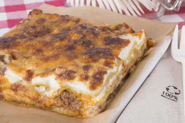 lasagne milano lasagneria artigianale sorrymama street food bolognese ragu