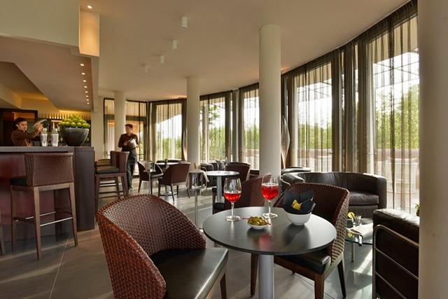 aperitivo hotel verona