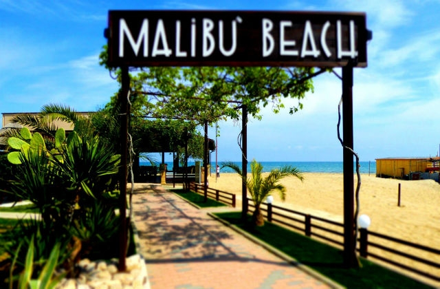 malibù beach