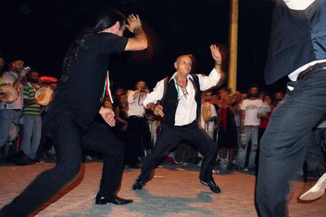 danza spade
