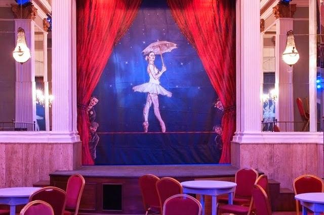 i più originali bar dei teatri di napoli